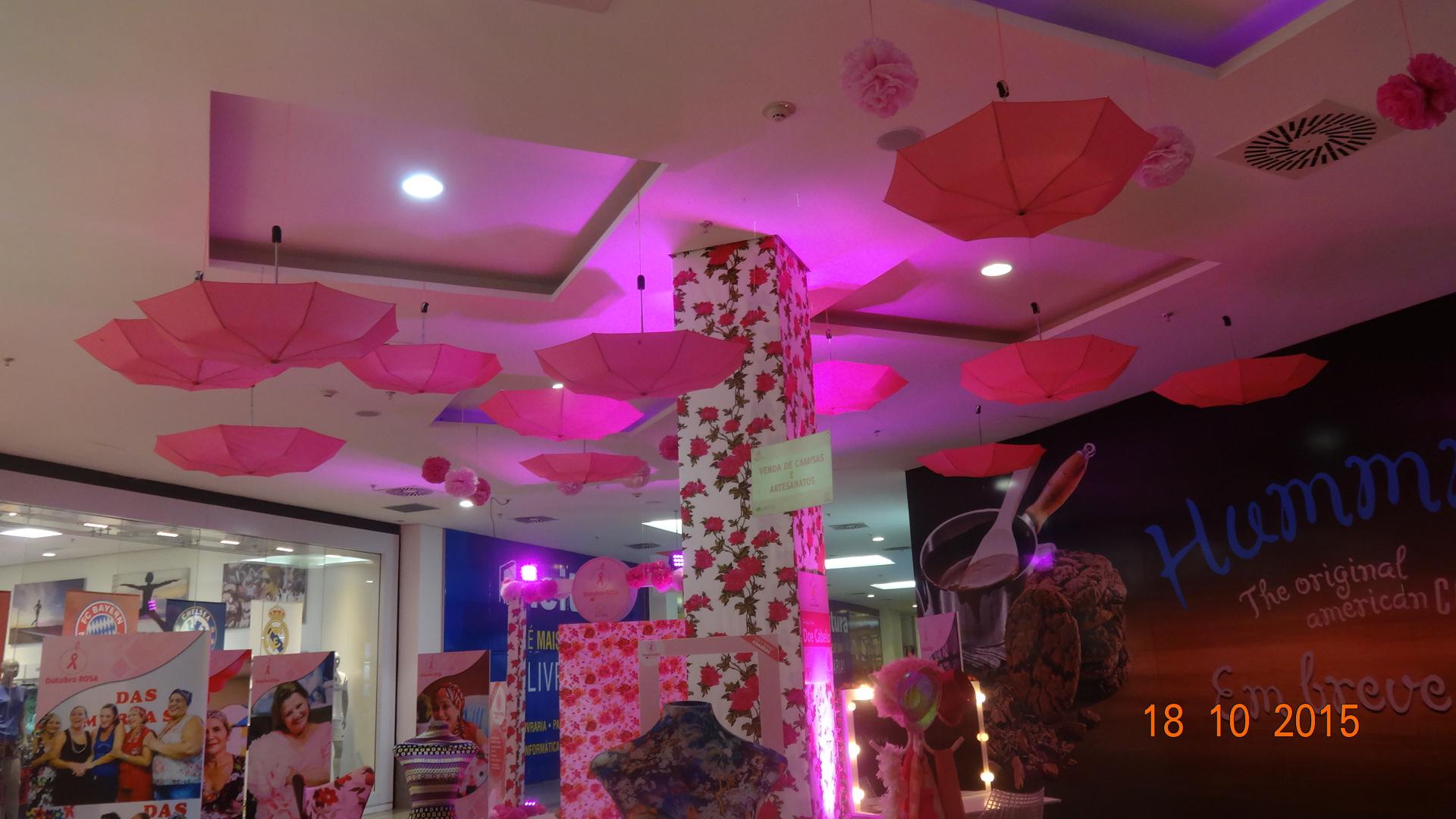 Conhecido Outubro Rosa Amazonas Shopping - Mode On Eventos GV84