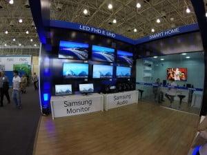 Samsung - Feira Internacional da Amazônia (Fiam)