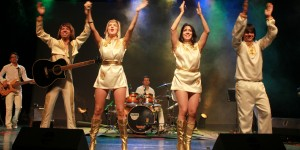 Shows - A tribute show to Abba
