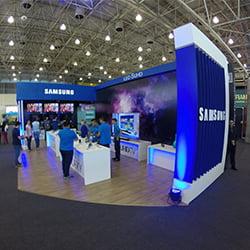 SAMSUNG (250x250cm)