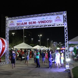 Entrada do Festival de Pizza Manaus