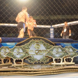MMA, Mr. Cage, Cinturão