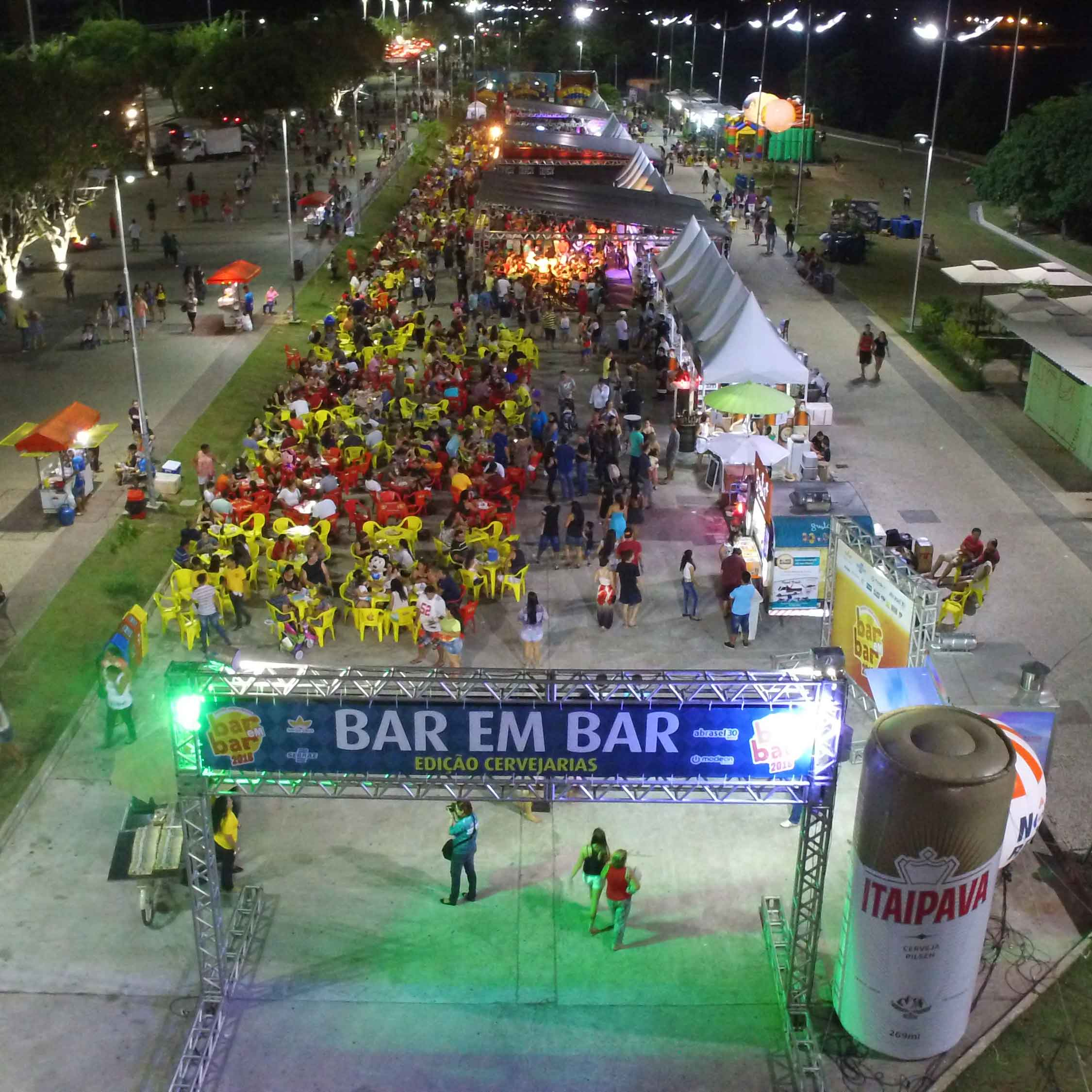 Bar em Bar – Edição Cervejarias