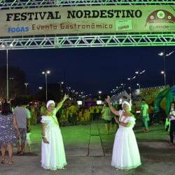 Festival nordestino, festival gastronômico, comida nordestina