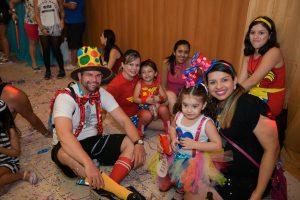 Bailinho Infantil de Carnaval
