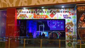 Exclusivo – Manauara Shopping inaugura espaço dedicado ao mundo dos games.
