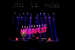 Felipe Neto Megafest em Manaus