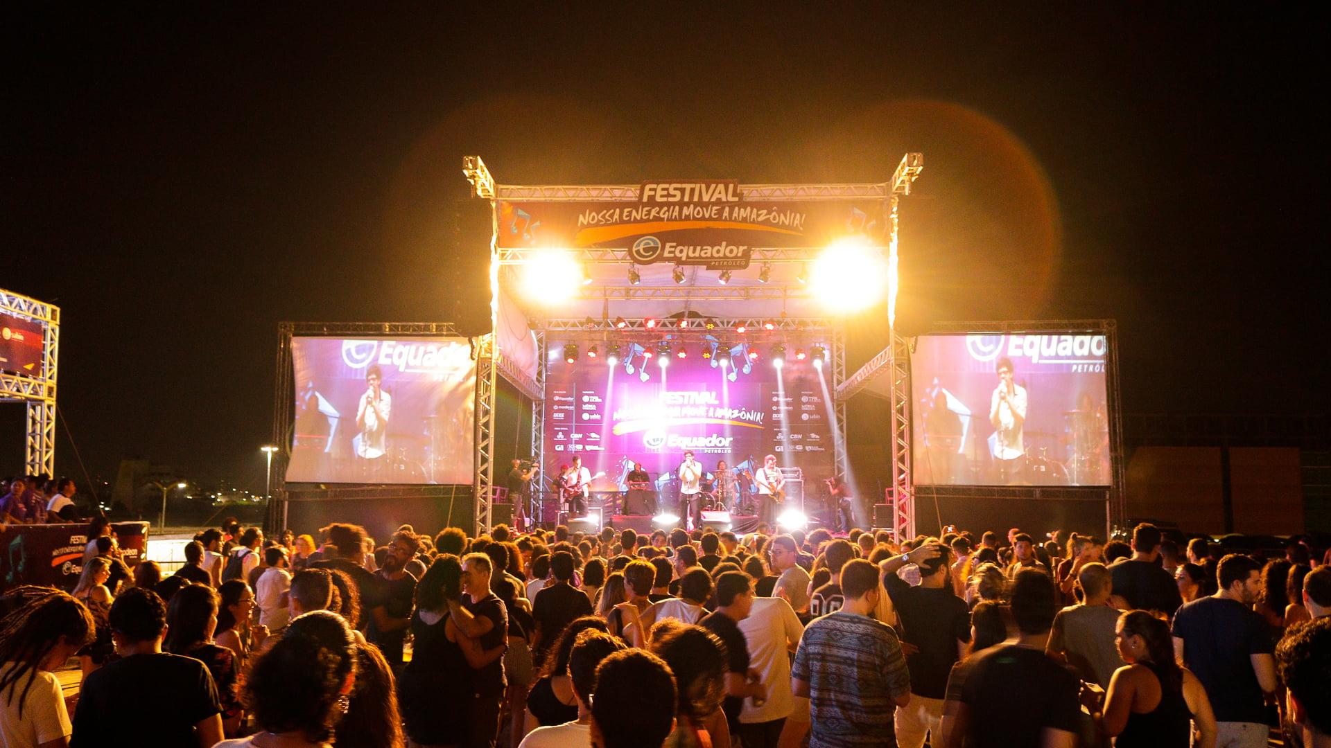 6ª edição- Festival Nossa Energia Move a Amazônia, NEMA.