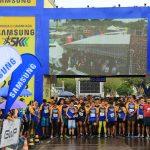 Corrida Solidária Samsung 5k 2018