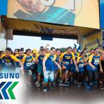 Corrida Solidária Samsung 5k, Maio 2018