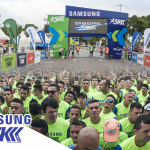 Corrida Samsung 5k, Maio 2019
